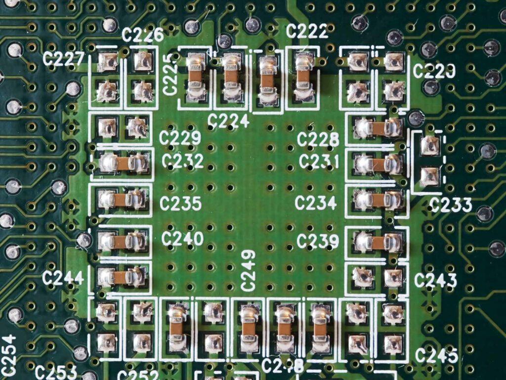 pcb artists pcb mass production assembly service