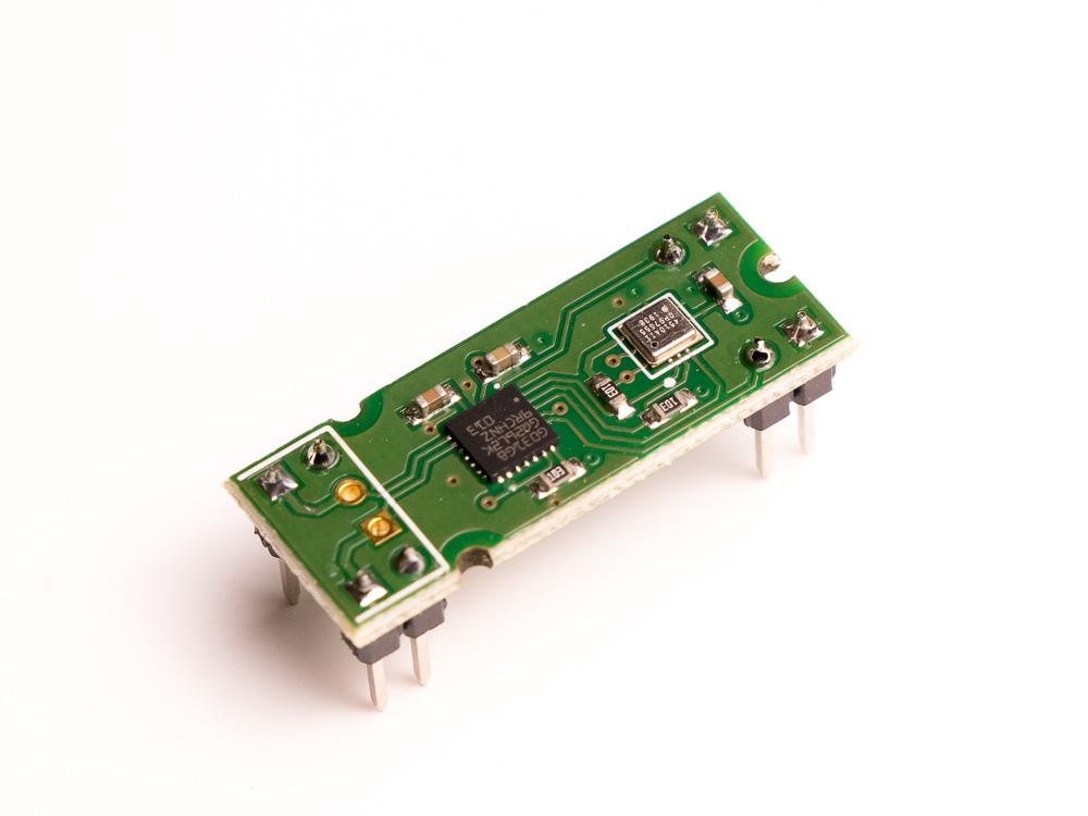 ZMOD4510 module DIP header