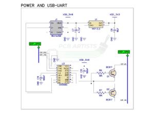 esp32 ch340 programmer schematic for espressif esp32 esp8266